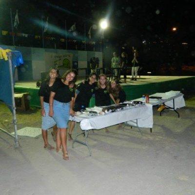 ערב פסטות בנות שירות לאומי