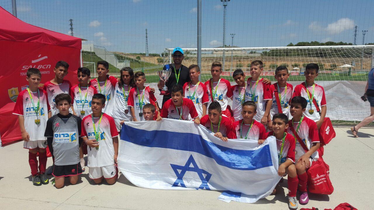 בית ספר לכדורגל של הפועל בית שאן בניהולו של מיקי בן שבת