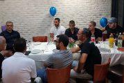 פגישה מעודדת בין ראש העיר לאוהדי הקבוצה המקומית