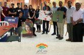 תערוכה ברוח פרשת השבוע 'תזריע-מצורע' במסגרת פרוייקט 'עיר ללא אלימות' בבית שאן
