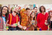 עשרות אלפי אנשים מכל רחבי הארץ השתתפו בפסטיבל האביב בבית שאן