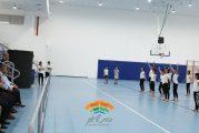 """נחנך אולם ספורט חדש ומודרני בבי""""ס תומר בבית שאן בהשקעה של כ-9 מיליון ₪"""